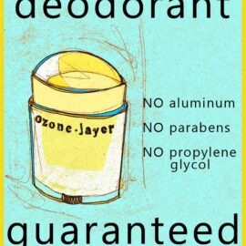 all natural deodorant that is guaranteed to work