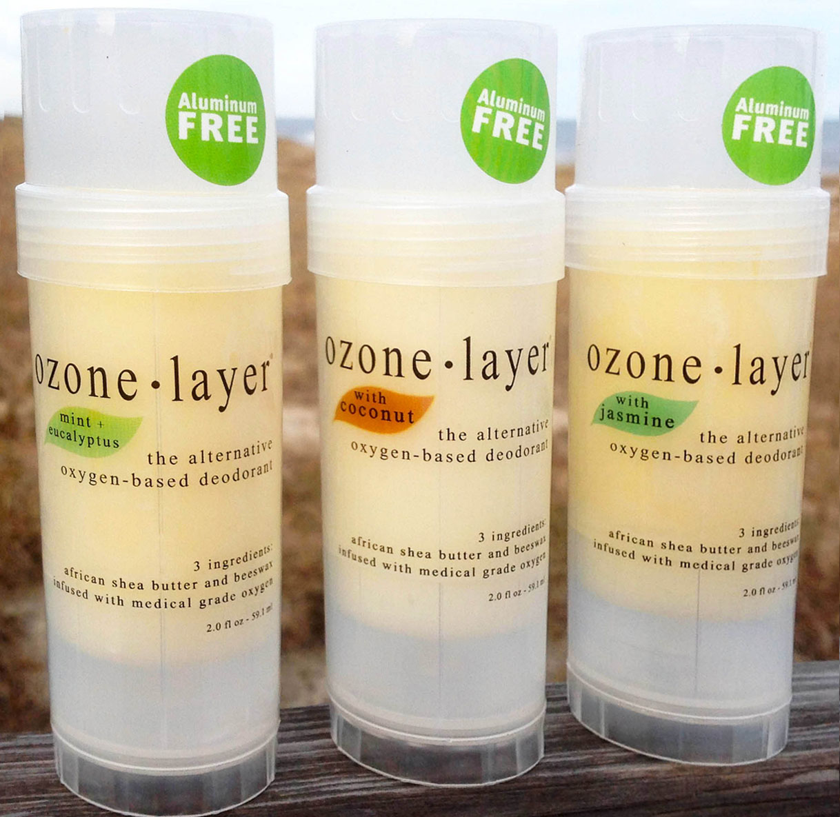 Fragrance oils 3-pack: jasmine, creamy coconut and eucalyptus + mint